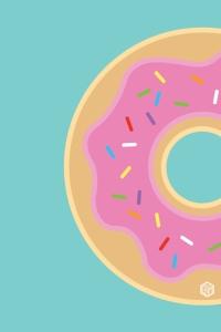Donut-i-phone