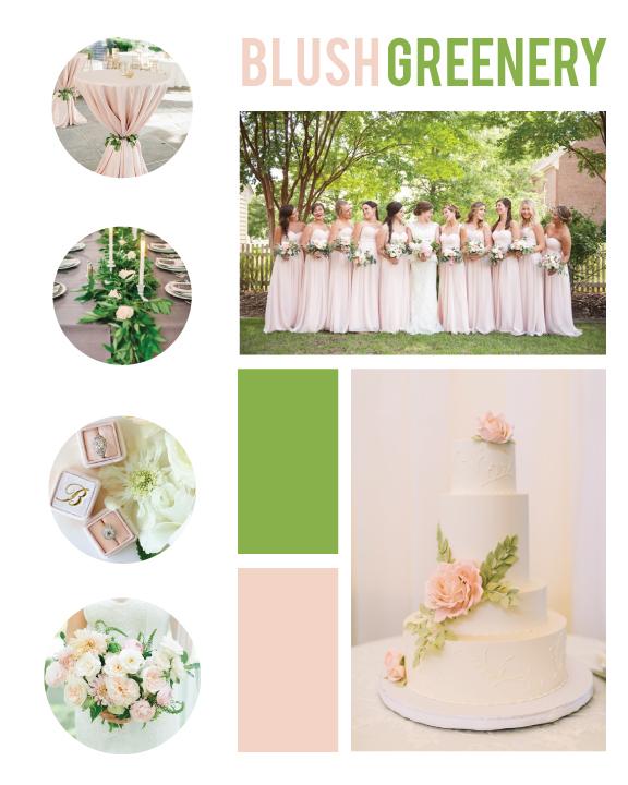 blush-greenery